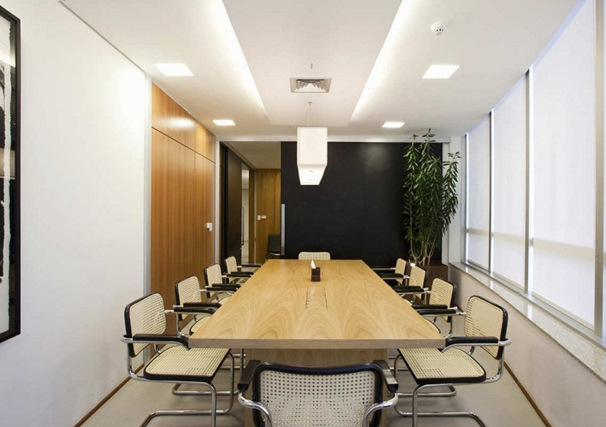 Дизайн-проект офиса юридической компании