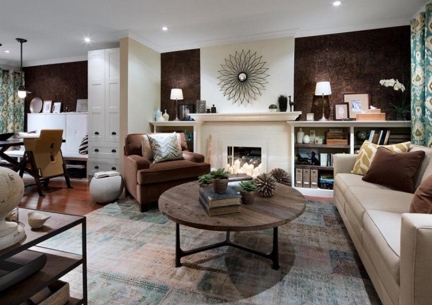 Дизайн-проект 2-х комнатной квартиры